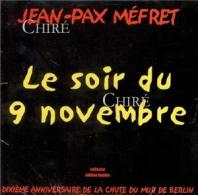 Jean-Pax Mefret-le-soir-du-9-novembre-cd
