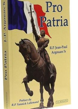 pro patria Argouarc'h Prix Renaissance