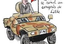 Rivarol-3317-Jean Marie Le Pen congrès de Lille 2018