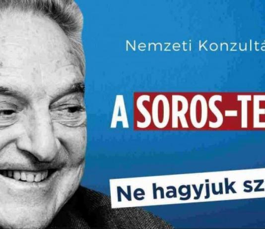 Soros Hongrie Hungary