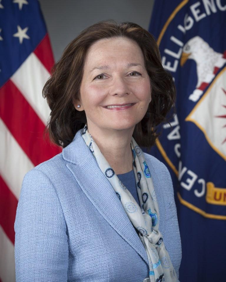 Gina Haspel, miss CIA