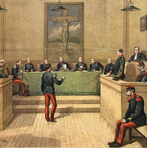 Dreyfus modèle pour les armées ?