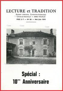 Le souvenir de Jacques Ploncard d'Assac