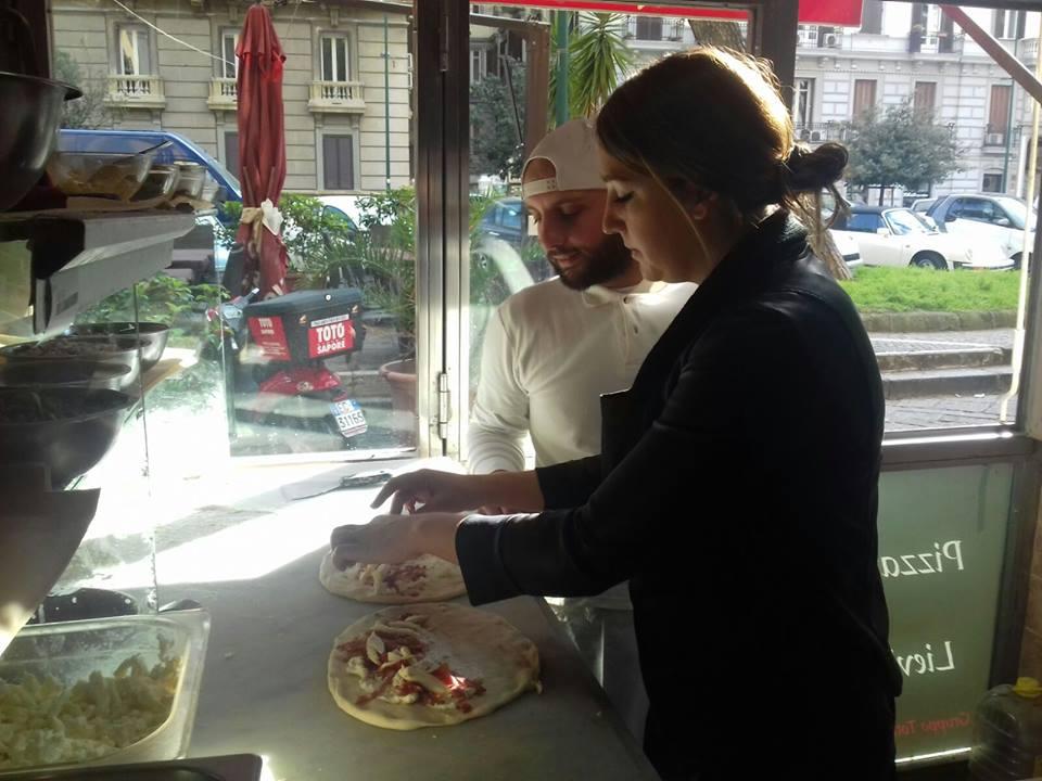 Food tour Napoli