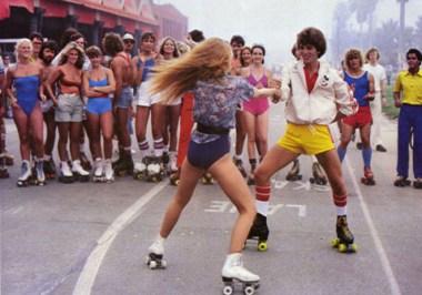 Image extraite du film Roller Boogie