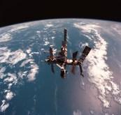 Nasa La Terre depuis l'espace C