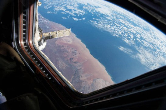 Nasa La Terre depuis l'espace H