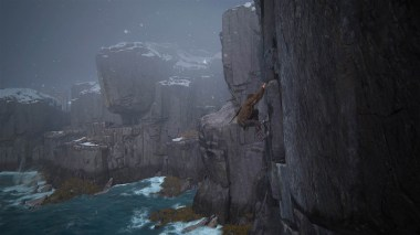 Uncharted 4 - Paysage - Ecosse