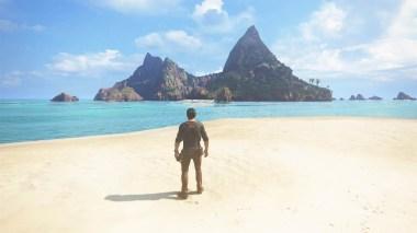 Uncharted 4 - Paysage - Les Caraïbes