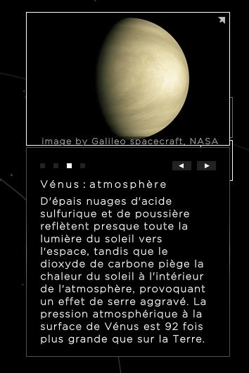 Astronomie - SolarSystemScope Vénus