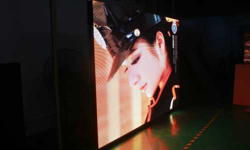 small resolution of 6 67mm outdoor smd led display