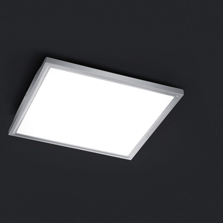Deckenlampe mit hellem LED Licht in Kche Bad Stube