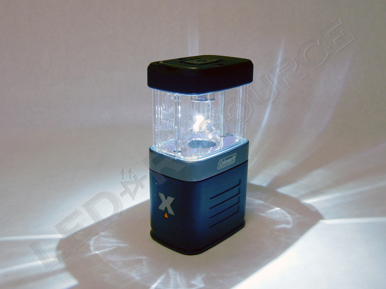Coleman Exponent 4aa Pack Away Led Lantern Review Led Resource