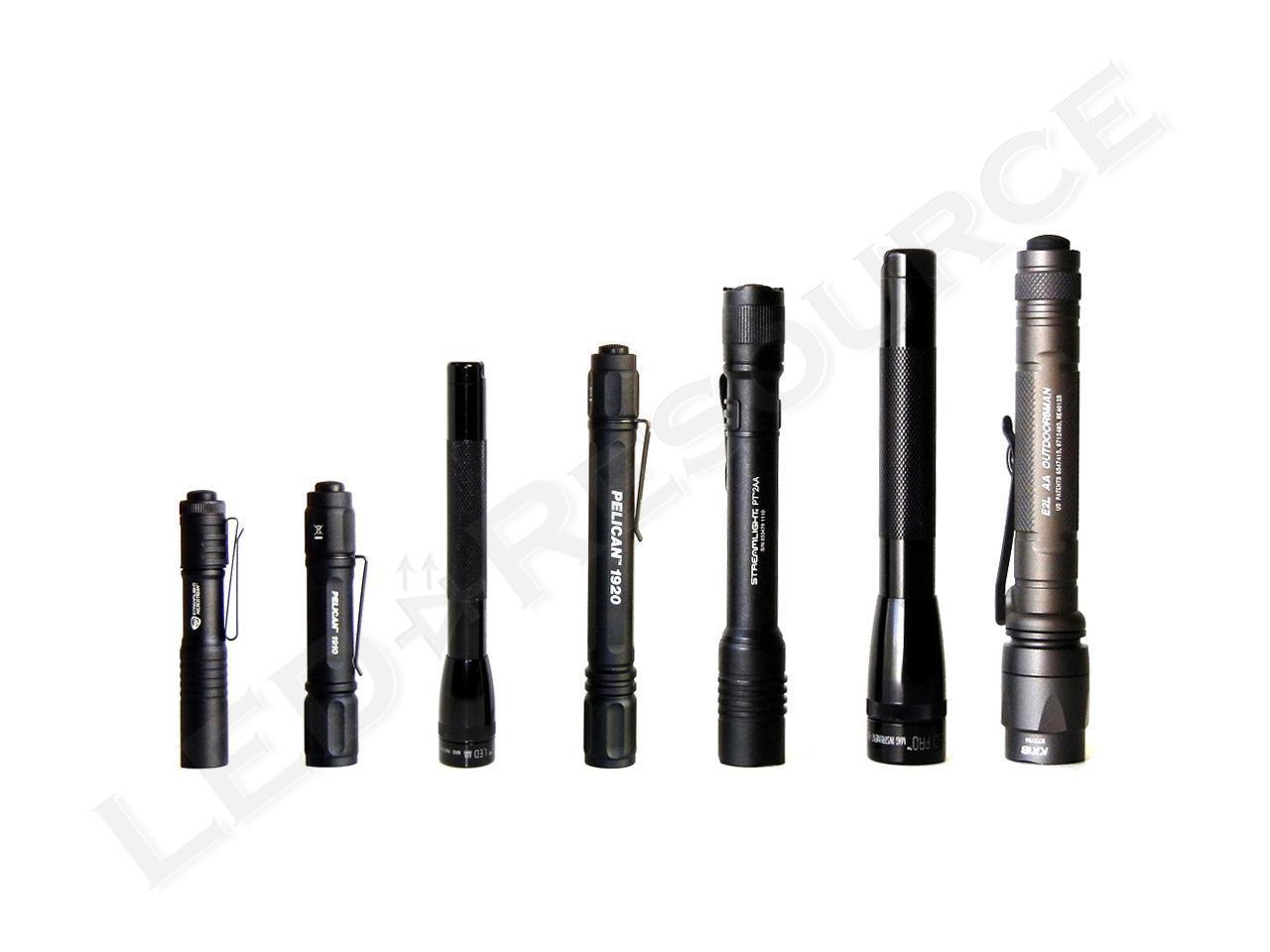 Mini Maglite 2aaa Led Flashlight Review