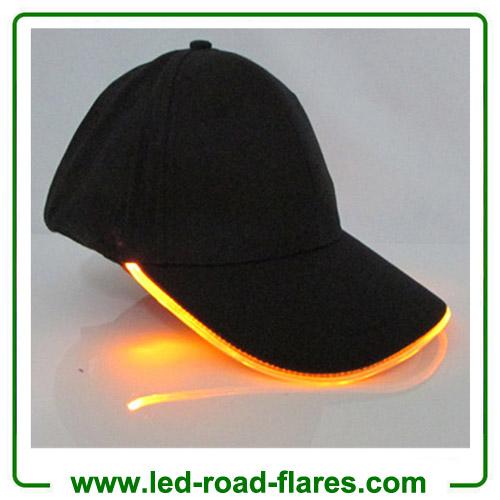 China Led Light Up Cap Flashing Led Light Up Hats Glow