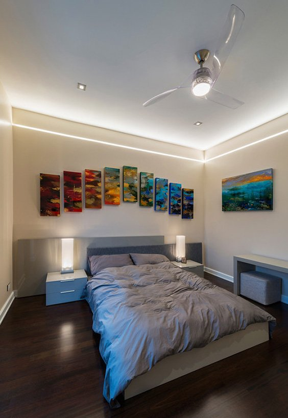 Led Strip Lights Bedroom Led Warehouse