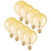 E27 LED-Lampen in Globe Form | LED.de