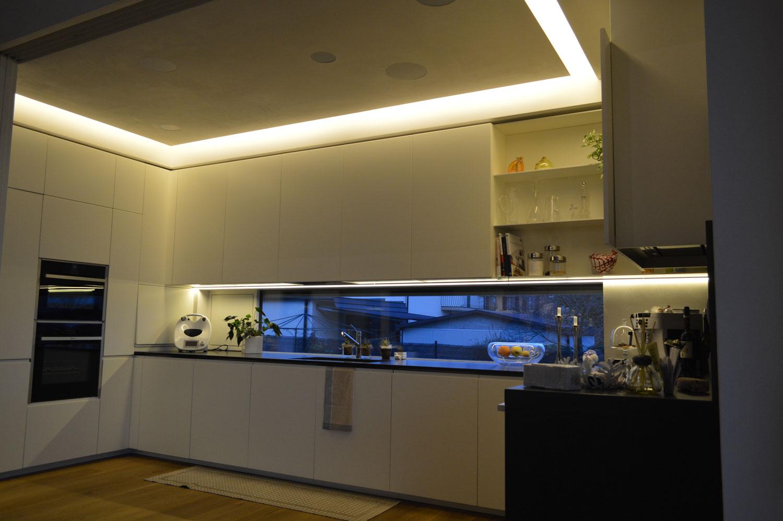 Illuminazione cucina proposte ad hoc per ogni zona