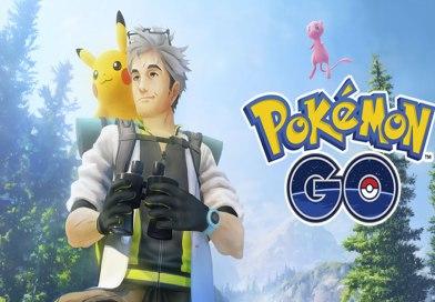 Evento relacionado al #Pokemon Legendario #Mew llega a #PokémonGo