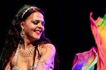 Jivan Parvani e i colori dell'arcobaleno- Le 3 Lune