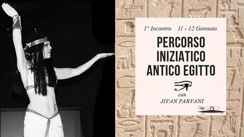 Percorso iniziatico Antico Egitto