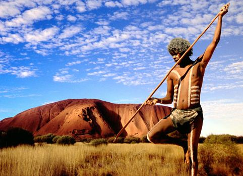 Aborigeni Australiani - vivere sentendoci parte della Grande Vita