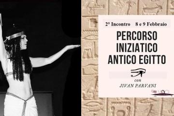 2° Incontro -Percorso Iniziatico sull'Antico Egitto