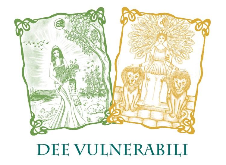Dee Vulnerabili - Demetra, Persefone ed Era