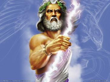 Zeus, il Re degli Dei