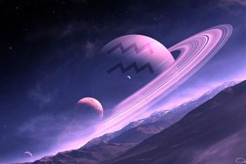 Grande congiunzione di Giove e Saturno in Acquario