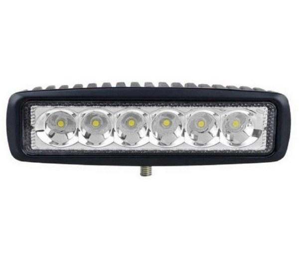 Proiector LED Auto Offroad 18W/12V-24V, 1320 Lumeni