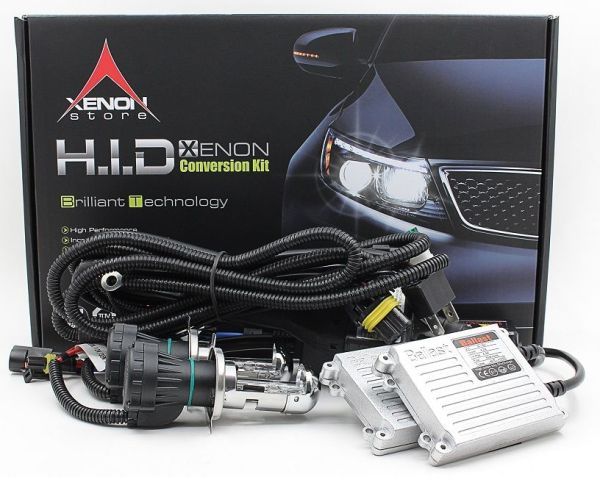 Kit Bixenon H4 55W 12V Ultraslim