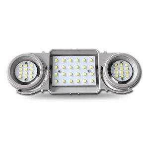 2 x led auto T10 5 smd canbus