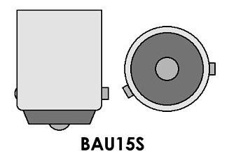 Led auto galben BAU15S 50W, 12V - 24V cu leduri EPISTAR, leduri auto interior / exterior, led pozitie, semnalizare, marsarier, stopuri / frana…