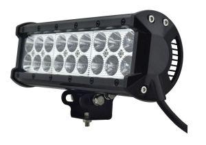 "Bara proiectoare Scania LED Auto Offroad 20W/12V-24V, 1700 Lumeni, 4.6""/12 cm, Spot Beam 12 Grade"