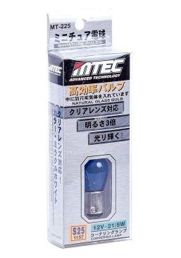 BEC AUTOXENON EFFECT MTEC P21W (S25/1157) CU DUBLA INTENSITATE -