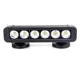 "Bara proiectoare LED Auto Offroad 60W/12V-24V, 5100 Lumeni, 11""/28 cm, Spot Beam 12 Grade cu Leduri CREE XBD"