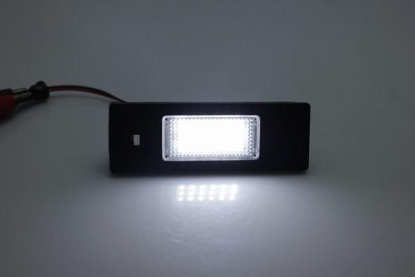 Lampi numar led BMW E63/E63N, E64/E64N, E81, E87/E87N, Z4 Canbus