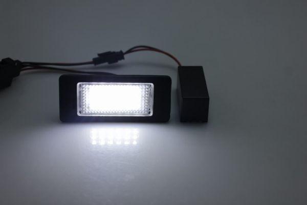 Lampi numar led Audi Q5, A4, A5, S5, TT Canbus - BTLL-010