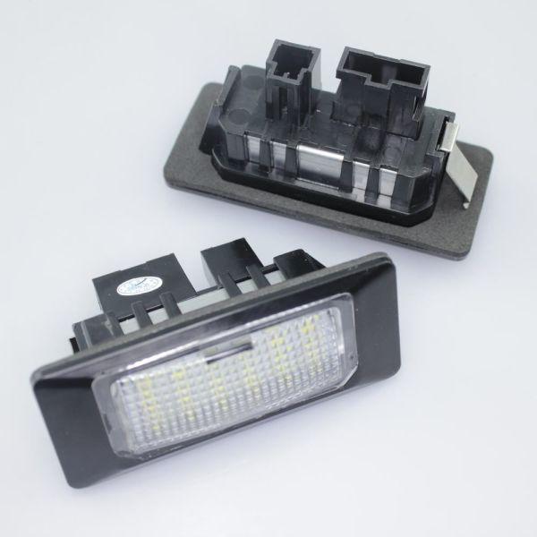 Lampi numar led Q5, A4, A5, S5, RS5, A6, A7, TT, TTRS Canbus OEM