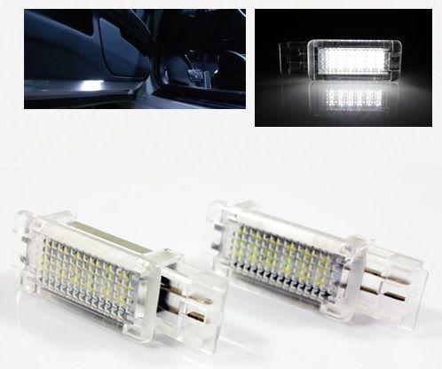 Lampi cu LED pentru portiere, interior, portbagaj Mercedes-Benz CANBUS