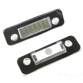 Set Lampi Numar Led Ford Fiesta, Mondeo, Fusion CANBUS OEM