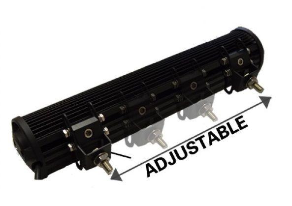 """LED Bar Auto Offroad 4D 144W/12V-24V, 11520 Lumeni, 22.5""""/57 cm, Combo Beam PREMIUM"""
