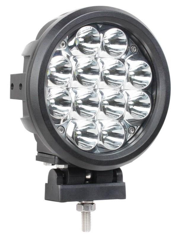 Proiector LED Auto Offroad 60W/12V-24V, 5100 Lumeni, Spot Beam 10 Grade PREMIUM