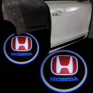 Proiectoare Portiere cu Logo Honda PREMIUM