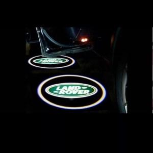 Proiectoare Portiere cu Logo Land Rover PREMIUM