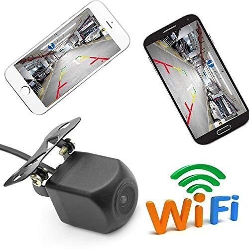 Camera auto WI-FI rezolutie HD pentru marsarier/frontala cu Nightvision C436 PREMIUM
