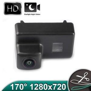 Camera marsarier HD, unghi 170 grade cu StarLight Night Vision Citroen C3, C4, C5, Berlingo, Xsara Picasso PREMIUM