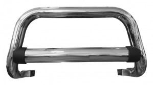 Bullbar inox Ford Ranger T6 2012, 2013, 2014, 2015 Ø80mm FDA659 PREMIUM
