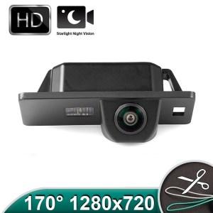 Camera marsarier HD, unghi 170 grade cu StarLight Night Vision Audi A1, A4, A5, A6, A7, Q5 - FA928 PREMIUM